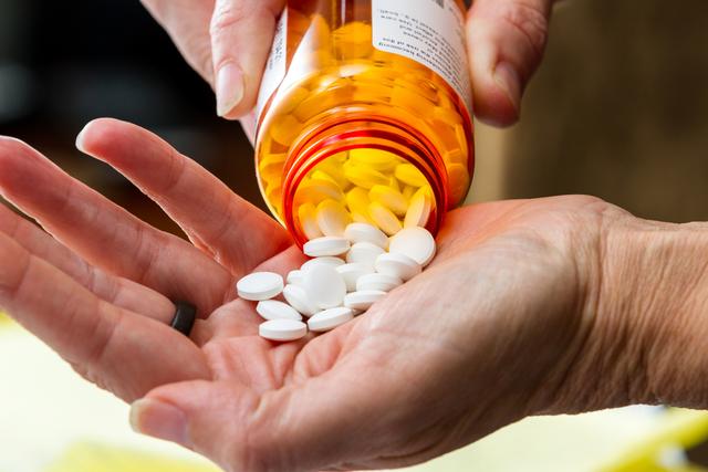 redução no uso de opioides